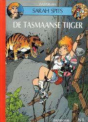 Afbeeldingen van Sarah spits #8 - Tasmaanse tijger - Tweedehands
