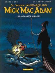 Afbeeldingen van Mick mac adam #1 - Onthoofde geliefden - Tweedehands