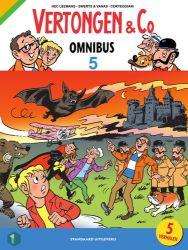 Afbeeldingen van Vertongen & co #5 - Omnibus vertongen 5
