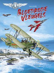 Afbeeldingen van Gilles durance #4 - Bloedrode vleugels