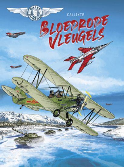Afbeelding van Gilles durance #4 - Bloedrode vleugels (CALLIXTE, zachte kaft)