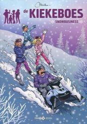 Afbeeldingen van Kiekeboes - Snowbusiness (STANDAARD, zachte kaft)