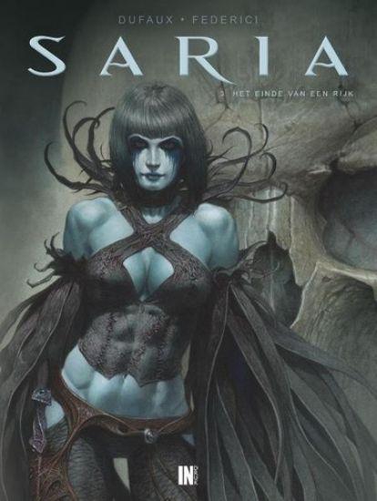 Afbeelding van Saria #3 - Einde van een rijk (INDRUK, harde kaft)