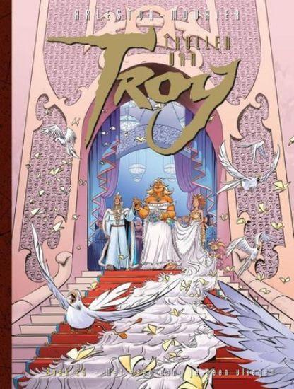 Afbeelding van Trollen van troy #25 - Met zeep vang je geen vliegen (LUITINGH, zachte kaft)