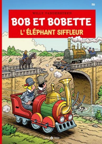 Afbeelding van Bob bobette #356 - Elephant siffleur (STANDAARD, zachte kaft)