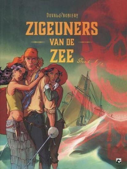 Afbeelding van Zigeuners van de zee pakket 1+2 (DARK DRAGON BOOKS, zachte kaft)