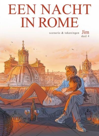 Afbeelding van Nacht in rome #4 - Nacht in rome 4 (SAGA, zachte kaft)
