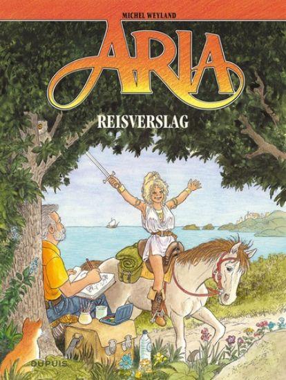 Afbeelding van Aria #40 - Reisverslag (DUPUIS, zachte kaft)